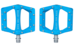 RFR Flat Race Pedalen blauw